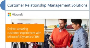 Customer Relationship Management Solution